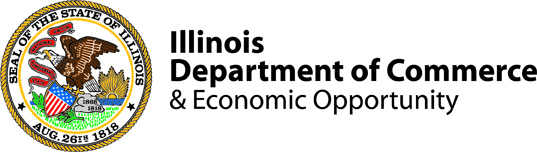 Illinois Department of Commerce & Economic Opportunity logo